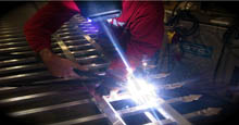 Customized Welded Gate Construction