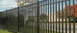 Industrial Ultimate Fencing Panels In Aluminum