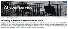 Online Tool To Order Wholesale Aluminum Fence Factory Direct