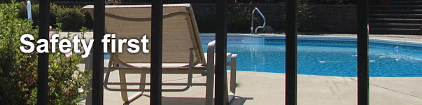 San Marino B.O.C.A. Approved Aluminum Swimming Pool Fencing