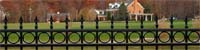 Camelot Residential Aluminum Fencing