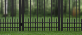 Nouveau Pet Safe Residential Fence Option